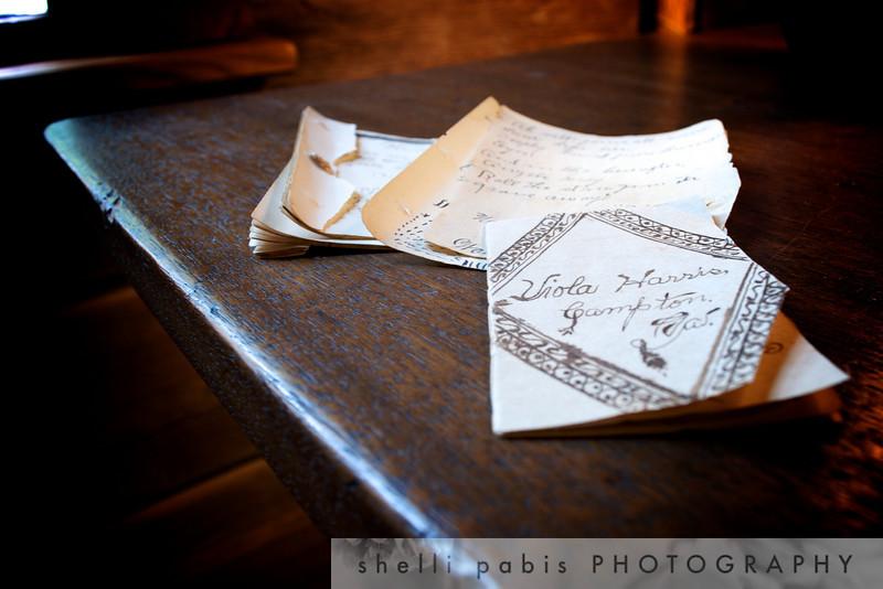 Viola's notes