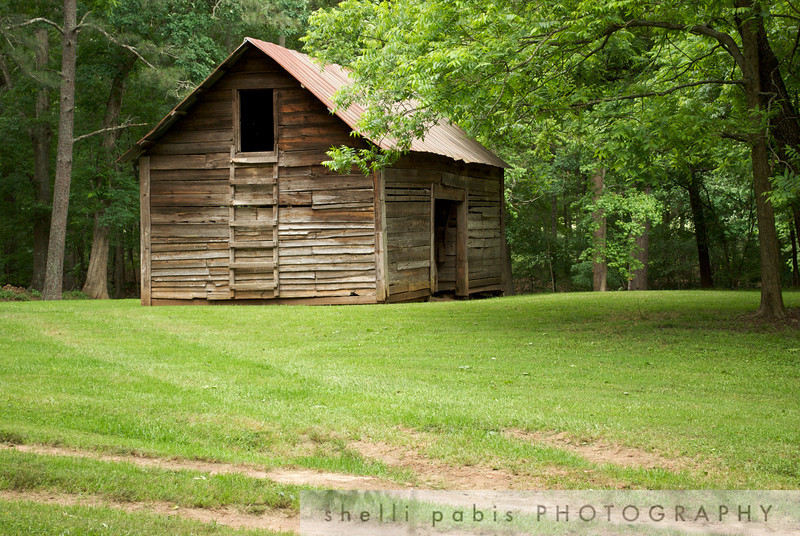 Harris Homestead Barn