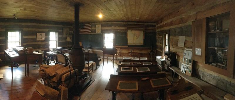 Compton School circa 1810-13
