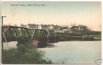 Three Rivers RR Bridge