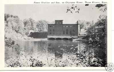 Three Rivers Power Station & Dam