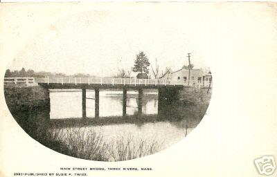 Three Rivers Main St Bridge