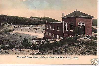 Three Rivers Dam & Power House