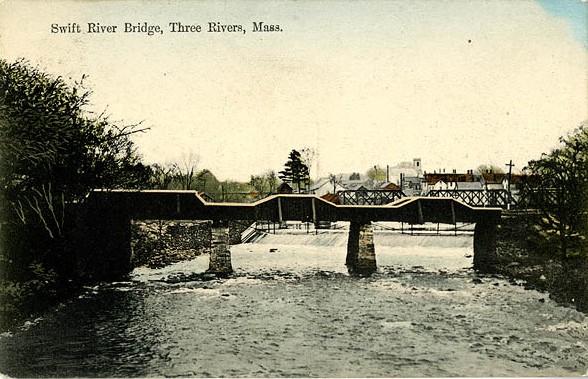 Three Rivers Swift River Bridge