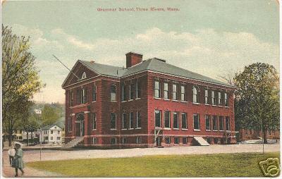 Three Rivers Grammar School