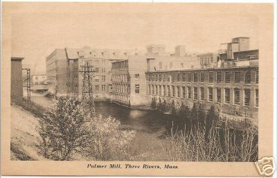 Three Rivers Palmer Mill