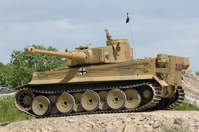 Tiger - Bovington