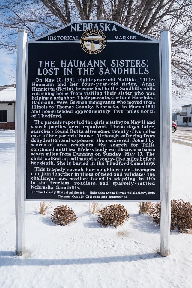 Tillie Haumann Memorial