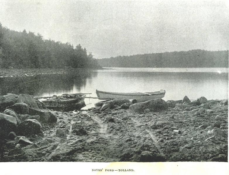 Tolland Noyes Pond