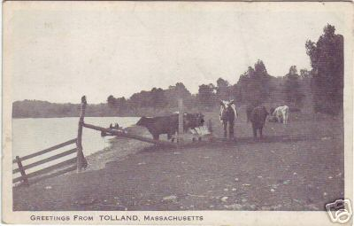 Tolland Greetings from