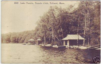 Tolland Lake Tunxis