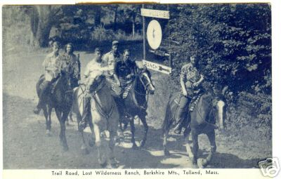 Tolland Trail Road