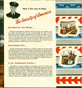 1940's Brochure, inside pages.