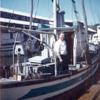 Astri,Built 1940 Tacoma,Pictured Owner Roger Riutta,Former owners Nels Rognan,Elmar Larsen,Don Carlson,Eli Russum,