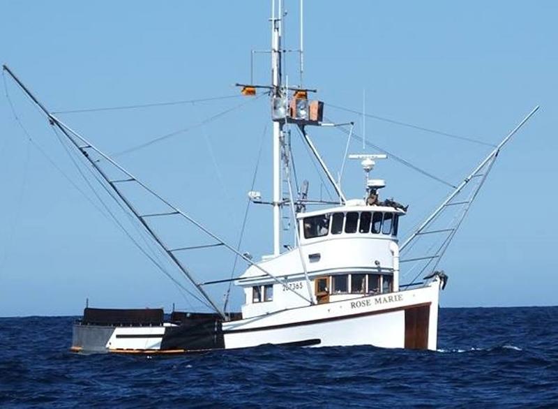 Rose Marie  Mangoe Built 1954 Astoria Marine Const Co Builder Joe Dyer  Owners Jas Ingleton  Carl Davis  Norman Lavine  Thomas Fulkerson