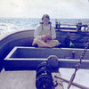 Heide Baade  Solveig  Albacore Fishing With Father   Art Baade 1970