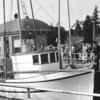 Fram Built 1949 By Olaf Brastad Seattle Henry Olsen   Pic taken Seattle Locks Later owner  Jim Spooner