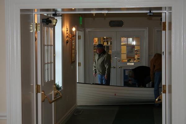 Truscott Boat Exhibit