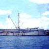 Jeanette C,Moored Palau,Freezer Plant Van Camp,Anchorage Japaneze Fleet World War II,