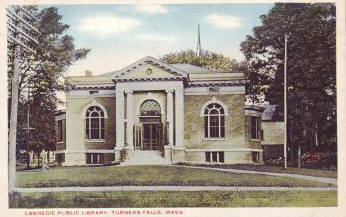 Turners Falls Library