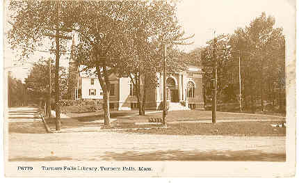 Turners Falls Library R P