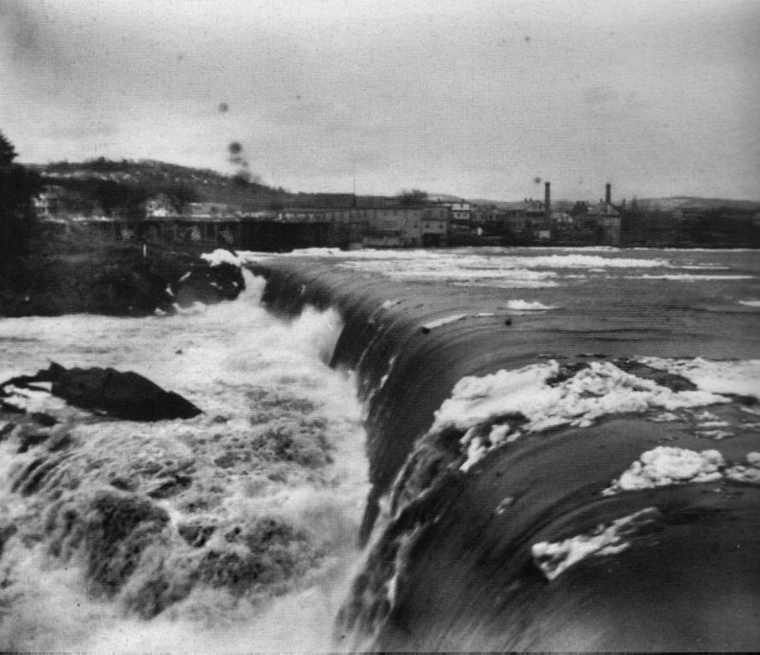 Turners Falls 1903 Sign of Spring