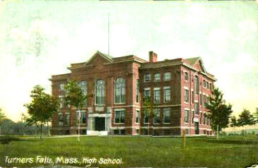 Turners Falls High School 2