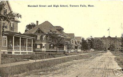 Turners Falls Marshall St High School