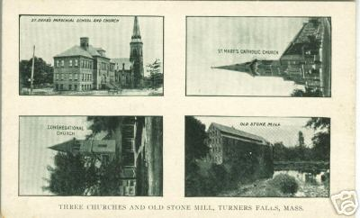 Turners Falls 4 Views