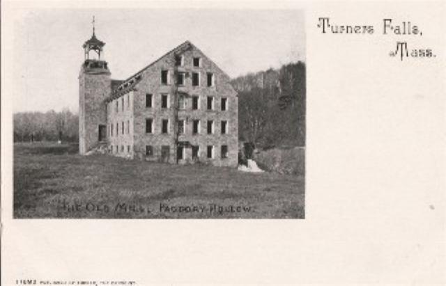 Turners Falls Old Mill