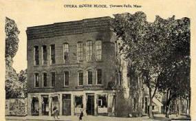 Turners Falls The opera & Dam