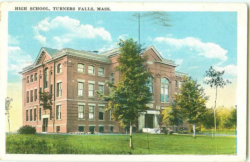 Turners Falls High School