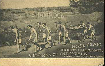 Turners Falls Hose Team