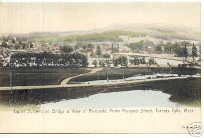 Turners Falls General View