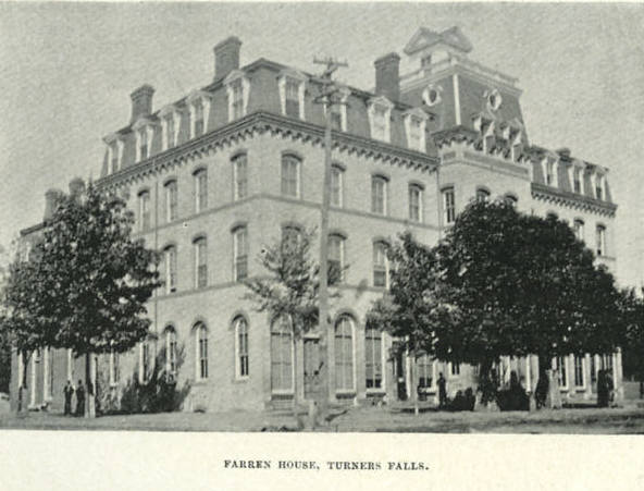Turners Falls Farren House