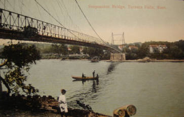 Turners Falls Suspension Bridge3