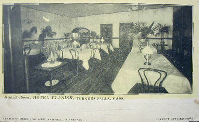 Turners Falls Interior Hotel Valdish