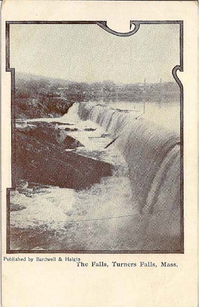Turners Falls The Falls