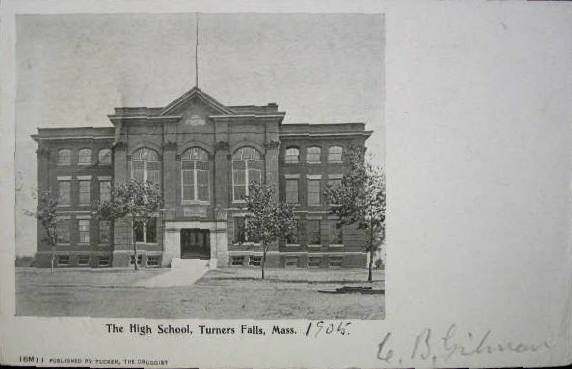 Turners Falls High School 1
