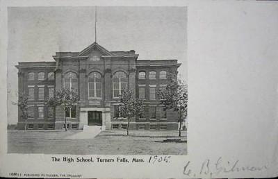 Turners Falls High School 1
