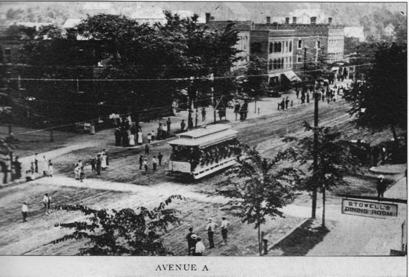 Turners Falls Avenue A
