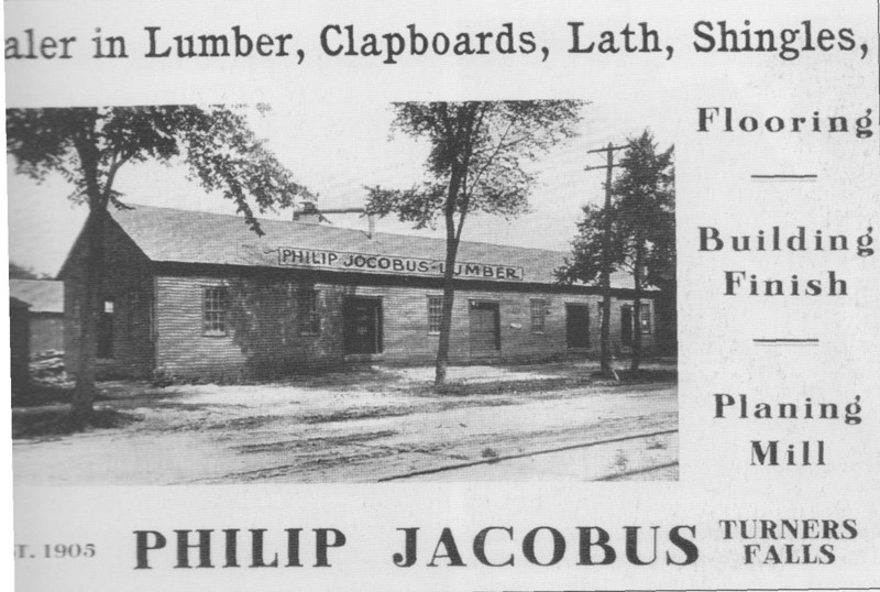 Turners Falls Adv Phillip Jacobs