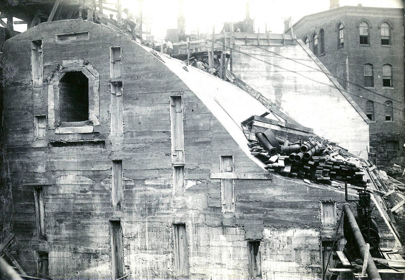Turners Falls Repairs to Canal 2