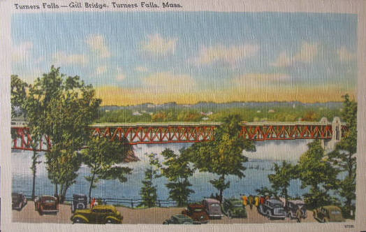 Turners Falls Gill Bridge