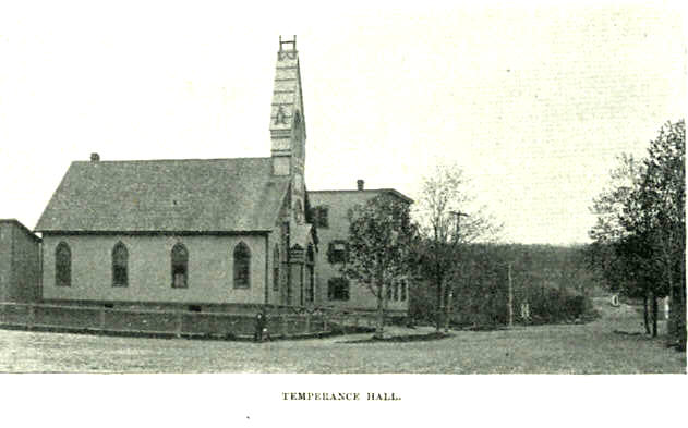 Turners Falls Temperance Hall