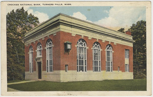 Turners Falls Crocker National Bank