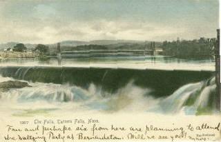 Turners Falls The Falls