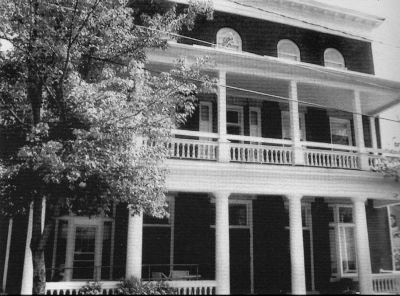 Turners Falls American House