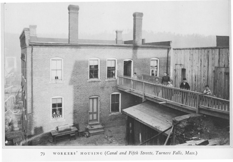 Turners Falls Worker Housing