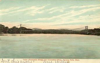 Turners Falls Upper Bridge